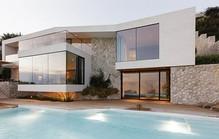 Natural stone facade1