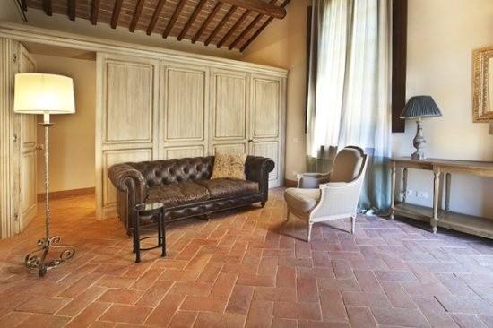 Quinta floor with Santa Catarina floor tiles