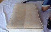 sofa cushion half cleaned1