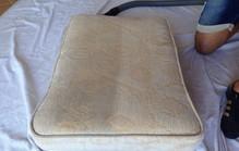 sofa cushion half cleaned1